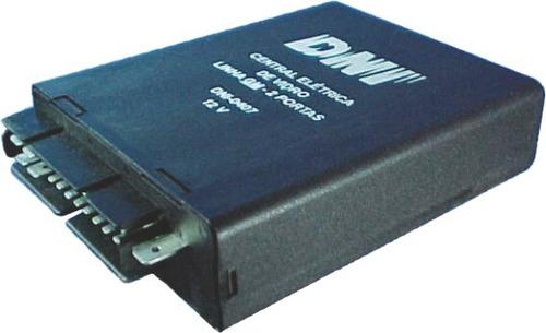 Rele Multifuncao 2 Portas 12v 15 Pinos - Central Rele Eletri