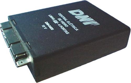 Rele Multifuncao 4 Portas 12v 23 Pinos - Central Rele Eletri