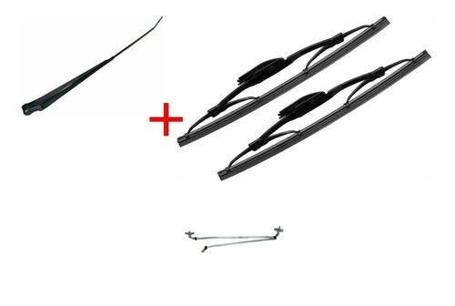 Braco Limpador Palheta e Articulacao - Braço de Limpador - S