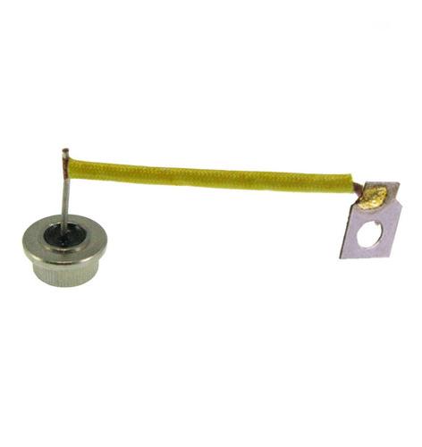 Diodo Negativo C/rabicho Tipo Bosch - Diodo - Pc - univer
